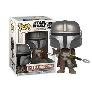 Funko Star Wars: The Mandalorian Pop! Vinyl Figure