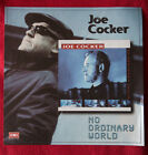 JOE COCKER promo 20 x 20 cm Italian only order form NO ORDINARY WORLD
