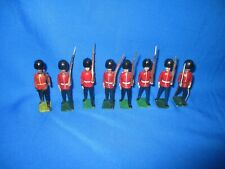 The British Army Metal Toy Soldiers Set