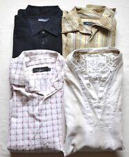 ROCHA JOHN ROCHA, FRENCH CONNECTION, JEFF BANKS, EASY 4 x Hemd Shirt M