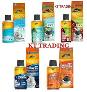 Armor All FreshFx Fogger Rapid Odor Eliminator Car Interior Air Freshener 1.5 Oz