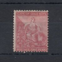 Cape Of Good Hope 1864 1d Rose Red SG23a MH J9442