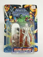 Toy Biz Marvel Universe Silver Surfer Space Surfing Action Figure New Variant 96