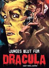 Mediabook JUNGES BLUT FÜR DRACULA Count Yorga Vampire BLU-RAY + DVD Lmited Box C