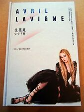 Avril Lavigne China Chinese Biography 2013 Book with a lot of photos