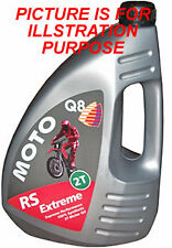 Q8 Rs 2T  Extreme Supreme Performance Full Synthetic  2T Motor Oil  1L