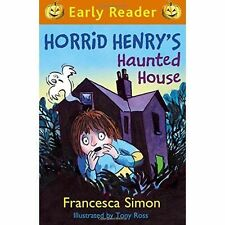 Horrid Henry's Haunted House (Early Reader) (Horrid Henry Early Reader), Simon,