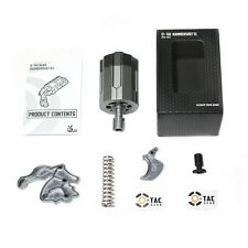 Nerf Hammershot Modification Mod Kit - 6-shot Cylinder,Trigger,Hammer,8kg Spring