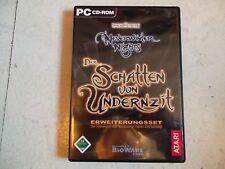 Neverwinter Nights: Schatten von Undernzit (PC, 2003, Eurobox) Rollenspiel Kult