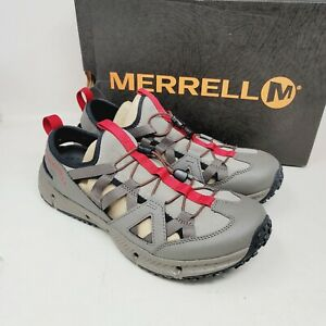 Merrell HydroTrekker  Mens Syn Shandals J034255 Boulder Size 11 M