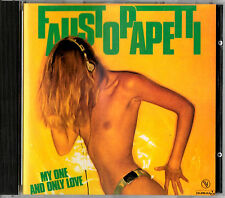 FAUSTO PAPETTI my one and only love - 35 raccolta CD France PRIMA STAMPA
