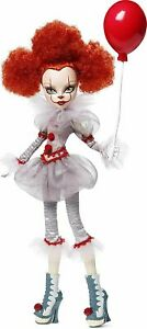 Mattel Monster High IT Pennywise Collector Doll New In Hand FREE - SHIPPING