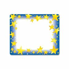 """Trend Star Bright Name Tag - 3"""" X 2.50"""" - 36/pack (T68022)"""