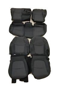 2019-2021 Toyota Rav4 XLE Power Driver Seat OEM seat covers