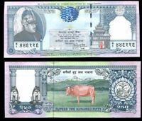 NEPAL 250 RUPEES ND 1997 P 42 UNC