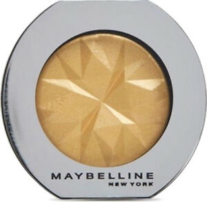 Eye Shadow Gold Maybelline New York Color Show Mono #43 Gold Fever New