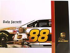 "Dale Jarrett UPS Racing 8.5""X11"" Photo Card - 2006"