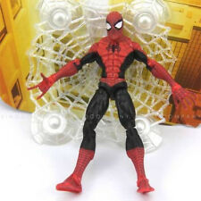 Gift Toy 6'' Super Heroes 2008 Black Spider-man Classics Marvel Action Figure