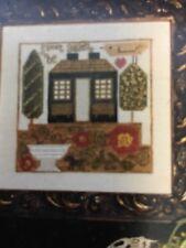 Ewe & Eye & Friends Sweet Garden Be Cross Stitch Pattern