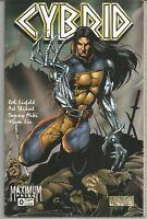 Cybrid #0 : January 1997 : Maximum Comics