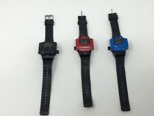 Transformers Watch Scorpia Quartz Robot NEW BATTERY TESTED: Blue, Red, or Black