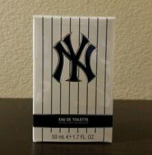 NY Yankees Fragrance Men's Eau De Toilette Spray, 1.7 Fluid Ounce Brand New
