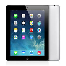 "Tablet Apple iPad 4 64 Gb 4 Gb Ram 9,7"" Pulgadas con 4G Silver Black - A1460"