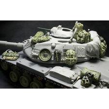 SOL fabbrica resina, 1/35, U.S. M60A1/A3 lo stivaggio & Accessorio, CAT. N. MM207