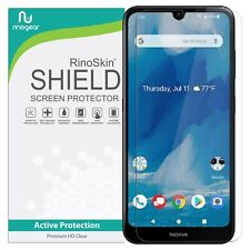 For Nokia 3V (3 V) Screen Protector RinoGear Case Friendly Accessories