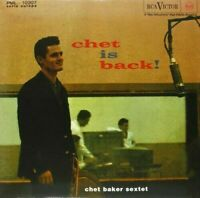 Chet Baker - Chet Is Back [New Vinyl LP] 180 Gram Speakers Corner