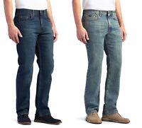 Lee Mens Jeans Premium Classic Straight Leg Active Comfort 32 36 38 40 42 NEW