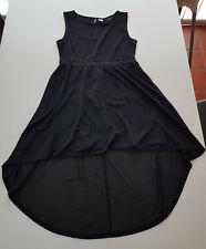 Zwarte jurk / Medium / H&M