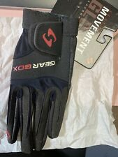New Gearbox Movement Glove Racquetball Left Hand Leather Unisex M