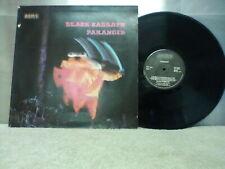 "BLACK SABBATH PARANOLD GATEFOLD VINYL LP RECORD 12"""