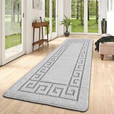 New Long Short Rubber Back Washable Hall Hallway Non Slip Runner Rug Small Mat