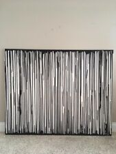Original abstract oil painting on canvas 150cmW x 120cmH