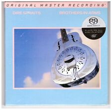 Dire Straits , Brothers in Arms ( Ultradisc UHR™ Stereo Hybrid SACD )