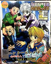 Hunter X Hunter (Chapter 1 - 92 End + Special) ~ 6-DVD SET ~ English Sub ~ Anime