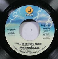 Soul Promo 45 Side Effect - Falling In Love Again / She'S A Lady On Fantasy
