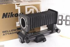 Nikon BELLOWS FOCUSING ATTACHMENT PB-6 #850939 very good