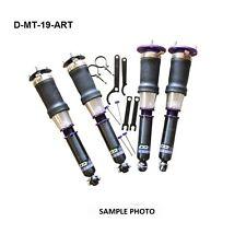 D2 Air Suspension Air Struts For 2001-2007 Mitsubishi Evolution EVO 7 8 9 AWD MR