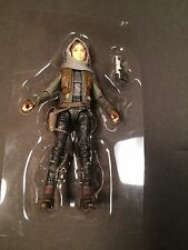 "star wars black series 6"" jyn erso Rouge One Figure New From Target 3 Pack"