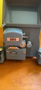 Vintage AICO Standard 8mm Cine Film movie Editor Viewer, Working 6 volt lamp