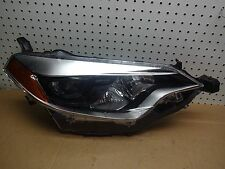 14 15 16 Toyota Corolla Right Passenger LED Headlight oem 2014-2016