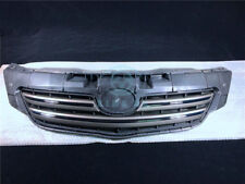 For Toyota Corolla 2007-2009 Chrome Front Middle Upper Grille Bumper Grills Trim