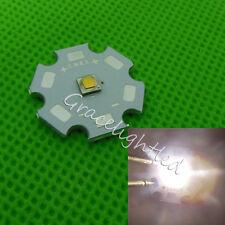 10pcs Cree XPG2 XP-G2 5W LED Lamp Bead Neutral White 4000-4500K + 20mm star pcb