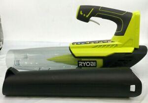 Ryobi P21081 Cordless Jet Fan Blower18-Volt Lithium-Ion Variable Speed LN