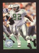 Reggie White--Philadelphia Eagles--1991 Pro Set Platinum Football Card
