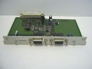 Profibus option card for Servostar 600 drives FW>3.40 (A.F.031.5/07 on PCB) used