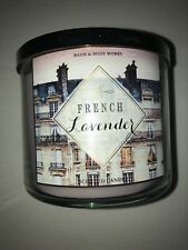 BRAND NEW Bath and Body Works Candle - French Lavender